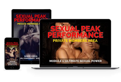 Sexual Peak Performance book cover