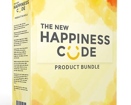 The New Happiness Code book cover