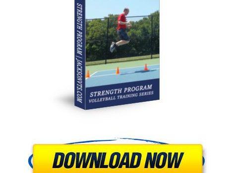 12 Week Volleyball Strength Program PDF Free Download