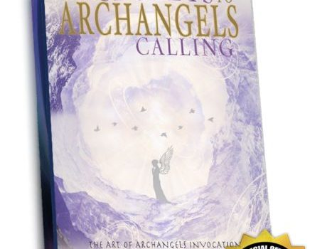 Secrets To Archangel Calling book cover