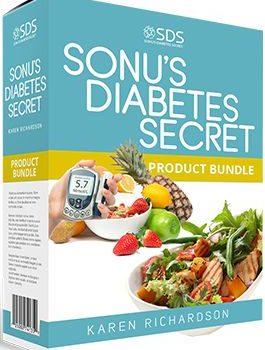 Sonu's Blood Sugar Secret PDF