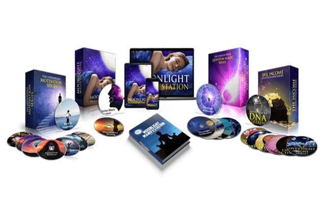 Moonlight Manifestation e-cover