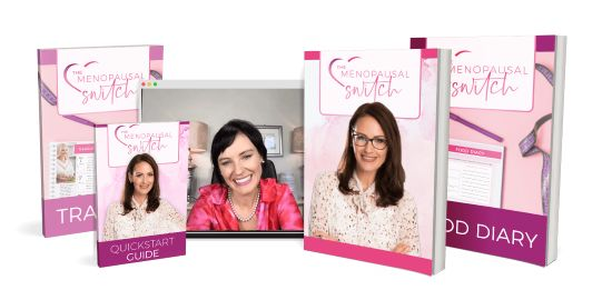 Menopausal Switch book cover